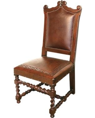New World Trading Diego Side Chair (Set of 4) DC32