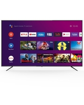 """Philips 75"""" Class 4K Ultra HD (2160p) Android Smart LED TV with Google Assistant (75PFL5604/F7)"""