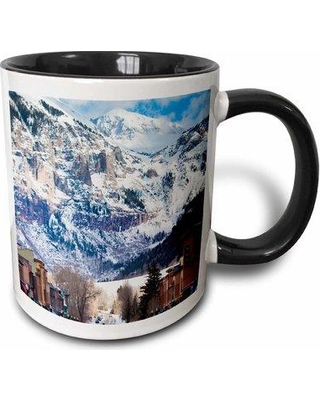 Here S A Great Price On East Urban Home Main Street Ajax Peak Telluride Colorado Usa Walter Bibikow Coffee Mug X111461833