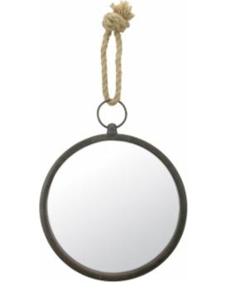 Stonebriar Collection Small Nautical Wall Mirror, Clrs