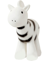 My First Zoo - Zebra Rattle - Baby Toys & Gifts for Babies - Fat Brain Toys