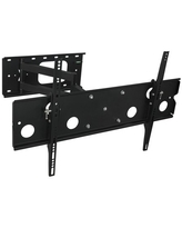 Mount-It! Full Motion TV Mount | Support TV Mural for 42-70 inch TVs | VESA Mount up to 850x450