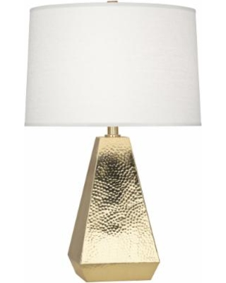 Dont miss this bargain robert abbey dal modern brass tapered table robert abbey dal modern brass tapered table lamp aloadofball Image collections