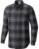 d28299aefc8 Columbia Men's Flare Gun Waffle Lined Flannel II Shirt - Large - Graphite  Check