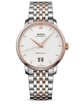 Mido Baroncelli Watch, 40mm