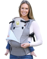 LILLEbaby 6-Position Complete All Seasons Baby & Child Carrier - Stone (Grey)