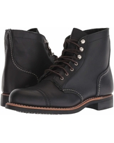 Red Wing Heritage Iron Ranger (Black Boundary) Women's Lace-up Boots