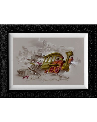 ''Growing Up'' Limited Edition Gicle by Noah Official shopDisney