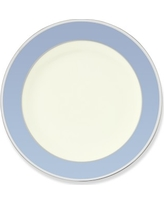 Pickard Color Sheen Bread and Butter Plate, Blue Platinum