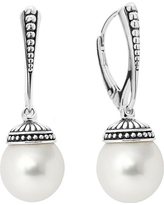Women's Lagos 'Luna' Pearl Drop Earrings