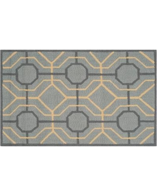 Safavieh Four Seasons Boynton Geometric Indoor Outdoor Rug, 3.5X5.5 Ft