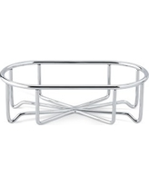 Stainless-Steel Double Caddy