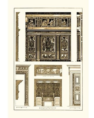 Discover Deals On Wall Paintings And Decoration Of The Renaissance By J Buhlmann Graphic Art Buyenlarge