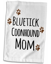 Great Deal On Hinderliter Newfoundland Doggie By Breed Muddy Paw Prints Doggy Lover Pet Owner Mama Hand Towel Symple Stuff