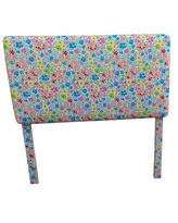 American Kids Floral Headboard, Available in Multiple Prints
