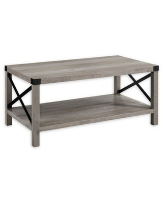 Forest Gate™ Englewood 40-Inch Coffee Table in Grey