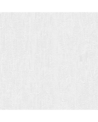 Norwall Fossil Texture Paintable Wallpaper, White