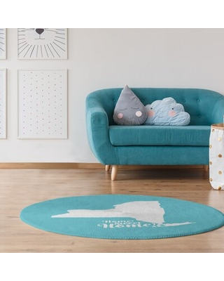 Home Sweet Nyc Poly Chenille Rug