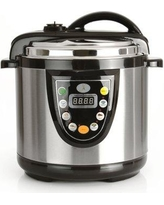 BergHOFF 6.3 Qt. Electric Pressure Cooker 8520001