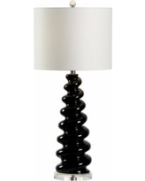 Chelsea House Spiral 32 Inch Table Lamp - 69307