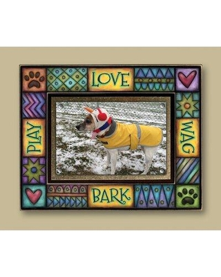 August Grove Renley Bark Picture Frame W000594715