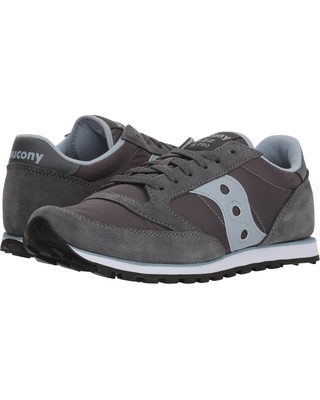 Best Selling Saucony Jazz Low Pro Black Grey Red Cheap