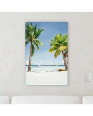 """Bay Isle Home 'Portrait Style Photography (263)' Photographic Print on Canvas BF131587 Size: 32"""" H x 16"""" W x 2"""" D"""