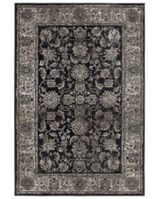 Natco Laney Scroll Area Rug, Blue, 5X7.5 Ft