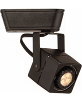 WAC Low Volt 802 LED Black Track Head for Juno Track Systems
