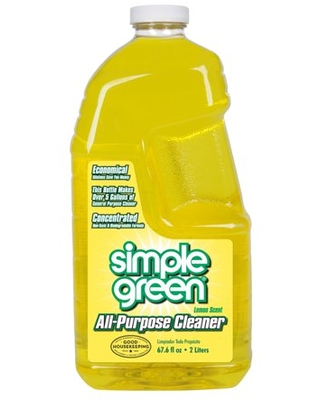 Simple Green All Purpose Cleaner Lemon Scent Concentrate 67.6 fl oz