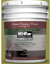 Amazing Sales On Behr Ultra 1 Qt Home Decorators Collection Hdc Fl13 8 Tangy Dill Extra Durable Eggshell Enamel Interior Paint Primer