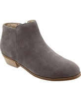 Women's Softwalk 'Rocklin' Bootie, Size 6 N - Grey