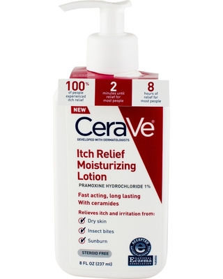New Deals On Cerave Itch Relief Moisturizing Lotion For Dry And