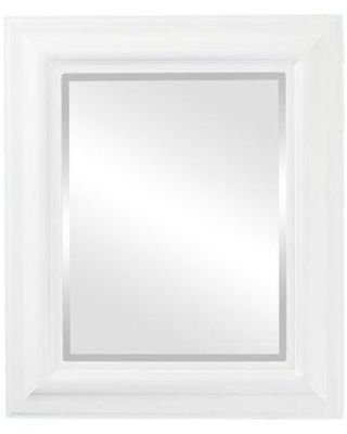 "Charlton Home Woking Rectangle Modern Beveled Accent Mirror W001372691 Size: 29"" H x 23"" W"