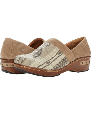 Born Bailie (Taupe Fabric Combo) Women's Shoes