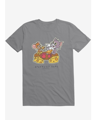Tom and Jerry Breakfast Buds T-Shirt