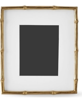 """AERIN Gilded Bamboo Gallery Frame, 8"""" X 10"""""""