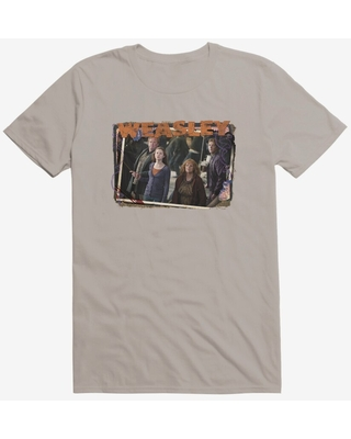 Harry Potter Weasley Family Collage T-Shirt