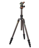 3 Legged Thing Punks Series Billy Carbon Fiber Tripod with AirHed Neo Ball Head (Black) BILLYBLACK