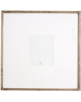 Wood Gallery Oversized Frame, 8x10 - Gray