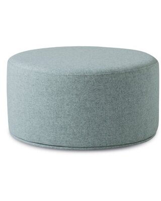 New Deal On Celine Pouf Sohoconcept Fabric Red