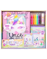 Just My Style Make & Believe Fairy Tale Storybook Maker Activity Kit