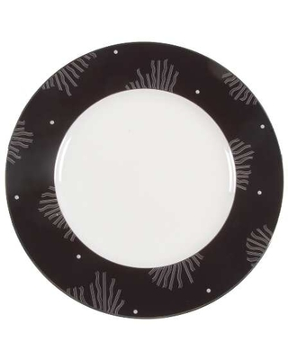 Shop Deals On Royal Doulton Nightscape Accent Luncheon Plate