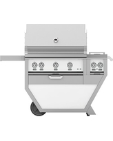 Hestan 54'' Grill with Double Burners, 2 Trellis Burners, 1 Sear Burner & 1 Rotisserie, Froth