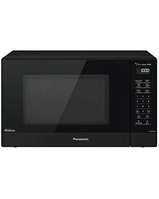 Panasonic Panasonic Compact Microwave Oven with 1200 Watts of Cooking  Power, Sensor Cooking, Popcorn Button, Quick 30sec and Turbo Defrost -  NN-SN65KB