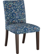 Parsons Dining Chair Bandana Blue Floral   Threshold
