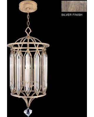 Fine Art Lamps Westminster 4-Light Pendant 885340-1 / 885340-2 Finish: Antique Dark