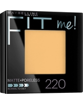 Maybelline Fit Me Matte + Poreless Powder 220 Natural Beige 0.29 oz