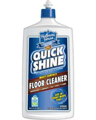 QUICK SHINE Multi-Surface Floor Cleaner, 27 Ounce