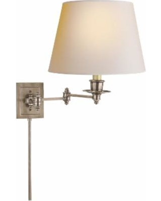 Visual Comfort and Co. Studio Vc Swing Arm Sconce Wall Swing Lamp - S 2000AN-NP